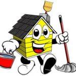۷ مرحله برای خانه تکانی