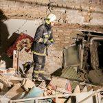آخرین جزئیات از مجروحان انفجار ۳ خانه در خیابان خلیج + عکس
