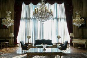 با ما از کاخ نیاوران بازدید کنید