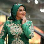 لباس ویژه و خاص بهنوش بختیاری در جشنواره فیلم فجر