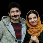 عکس های جدید حدیث میرامینی و همسرش در جشنواره فیلم فجر