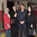 عکس نوه امام (ره) در سی و پنجمین جشنواره فیلم فجر
