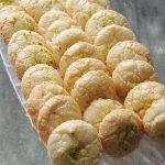 طرز تهیه شیرینی پفک نارگیلی برای عید