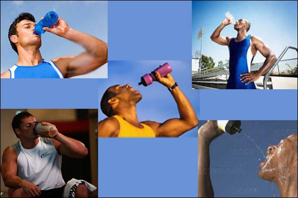 نوشیدنی های مناسب برای ورزشکاران