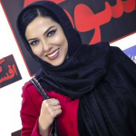 عکس های ليلا اوتادي در اکران فيلم افسونگر