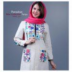 مدل مانتو عید با طرح های سنتی بسیار شیک و زیبا