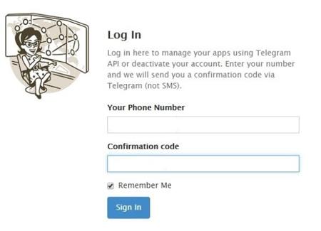 آموزش تصویری پاک کردن اکانت تلگرام