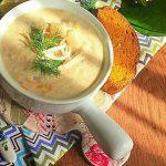 طرز تهیه سوپ شلغم