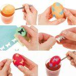 تخم مرغ رنگی های جدید و زیبا برای هفت سین