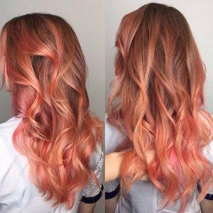 نخستین رنگ موی مد سال ۲۰۱۷ را ببینید + تصاویر