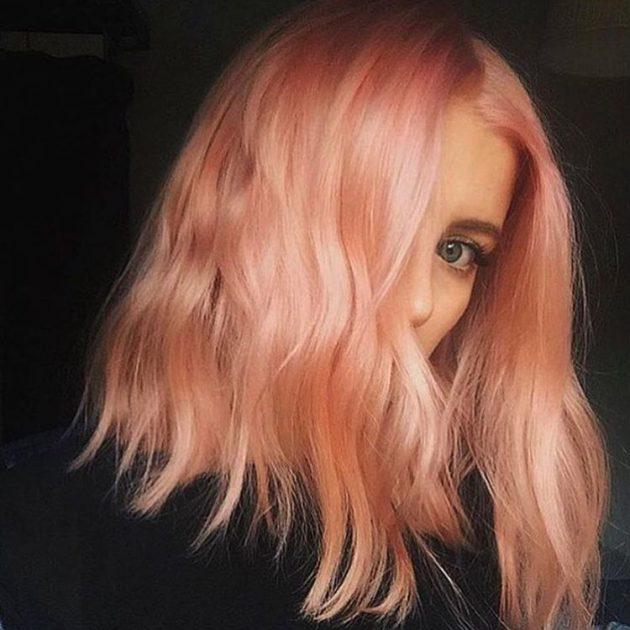 نخستین رنگ موی مد سال 2017