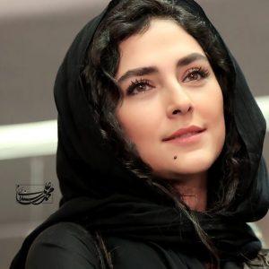 عکس آتلیه ای و زیبا هدی زین العابدین