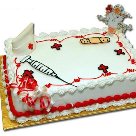 کیک روز پرستار