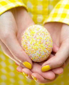 ایده های جدید برای تزیین تخم مرغ هفت سین