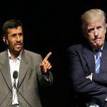 متن نامه احمدی نژاد به ترامپ