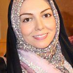 جشن تولد همسر آزاده نامداری + عکس