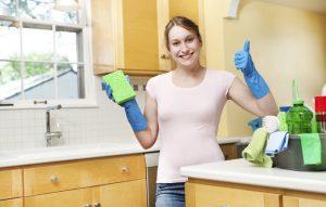 نظافت خانه با ترکیب دو ماده جادویی