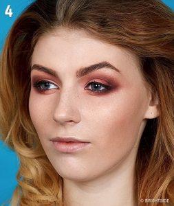 آموزش تصویری ۵ تکنیک آرایش چشم