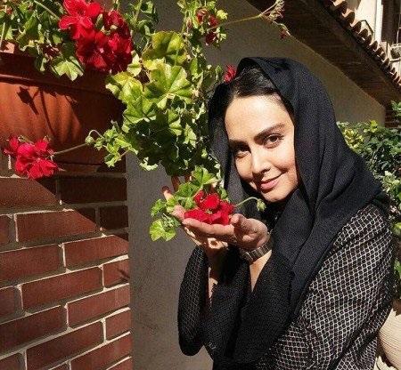 بیوگرافی و عکس های مریم خدارحمی بازیگر سریال روزهای بی قراری