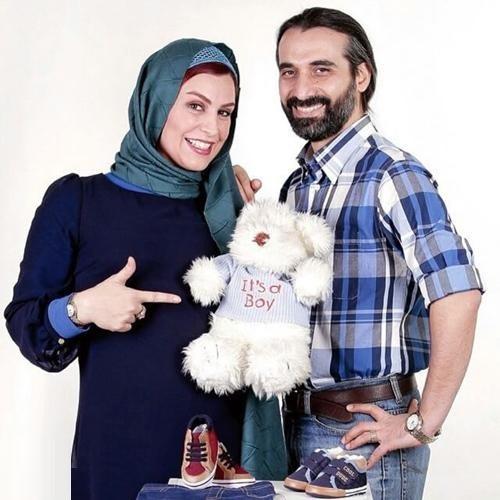 ابراهیم اشرفی همسر ماه چهره خلیلی