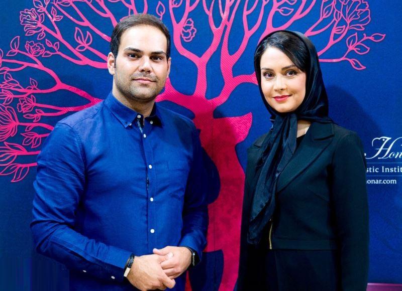 عکس های مریم خدارحمی و سیامک عباسی