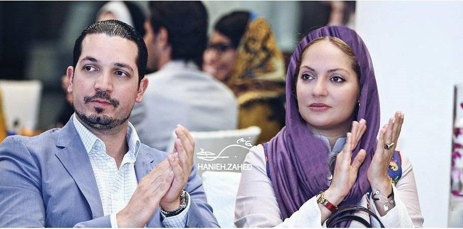 آزاد شدن همسر مهناز افشار