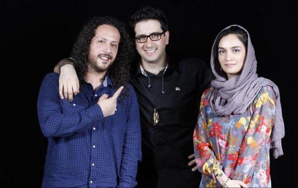 بیوگرافی سینا حجازی و همسرش میترا حجار + عکس
