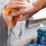 روش اصولی تمیز کردن لکه های روی دیوار