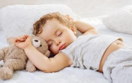 زود خوابیدن بچه ها