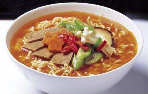 طرز تهیه رامن غذای معروف کره ای