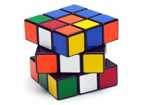 روش حل کردن مکعب روبیک