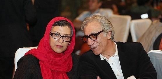 عکس جدید رویا تیموریان و همسرش