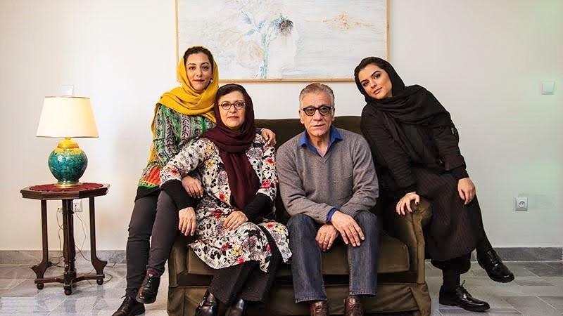 عکس خانوادگی رویا تیموریان