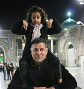 گفت و گویی خواندنی و صمیمی با علی دایی درباره همسر و دخترش