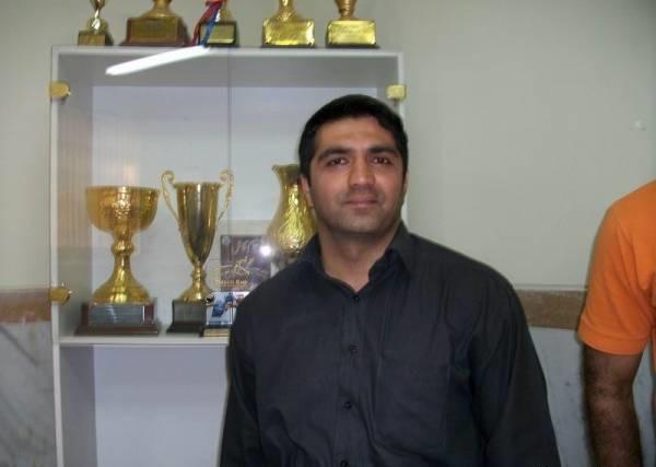 مهدی مهدی پور قهرمان بوکس با گلوله کشته شد