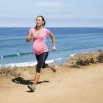 دویدن در دوران بارداری