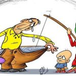 تصاویر و کاریکاتور های جالب درباره عید