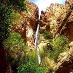 آبشار پیران،بلندترین آبشار ایران