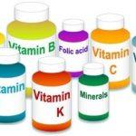 نشانه های کمبود ویتامین