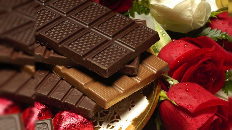 نشانههای شکلات مرغوب چیست , شکلات عید