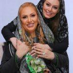 عکس بازیگران معروف در کنار مادرانشان