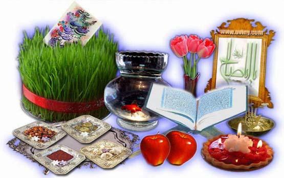 اس ام اس جدید تبریک عید نوروز