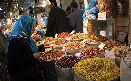خرید آجیل عید