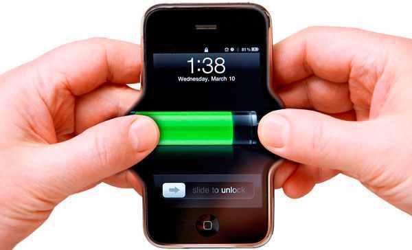 کاهش مصرف باتری تلفن همراه