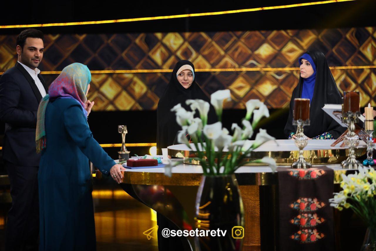 برترین مجریان زن تلویزیون در برنامه سه ستاره معرفی شدند