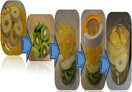 ترشی چند میوه
