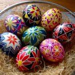 عکس تزئین تخم مرغ برای سفره هفت سین عید