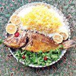 ماهی شکم پر خوشمزه برای شب چهارشنبه سوری
