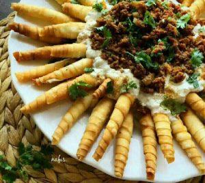 طرز تهیه یک غذای ترکیه ای خوشمزه