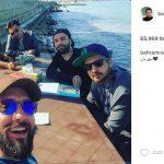 بهرام رادان عکس جدیدی در اینستاگرام خود منتشر کرد